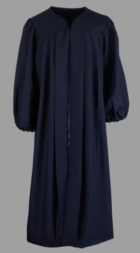 Pastor Baptism Robe