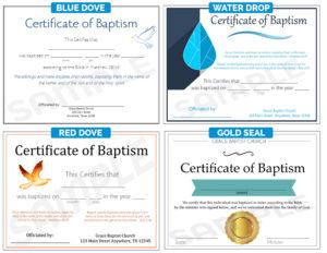 Baptismal Robes